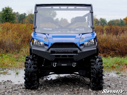 SuperATV Polaris Ranger XP 570 Pro Fit Cab Full Windshield