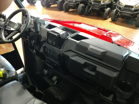 Drive Unlimited 2018 Polaris Ranger XP1000 Top Dash Stereo System