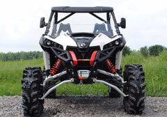 SuperATV Half Windshield Can Am Maverick Models