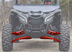 SuperATV Can-Am Maverick X3 High Clearance Front A Arms