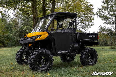 SuperATV Can Am Defender Max 6 Inch Lift Kit