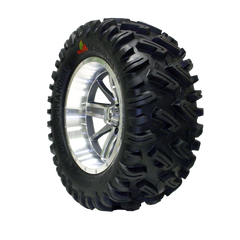 "GBC Dirt Commander Tire & 12"" Wheel Kits"