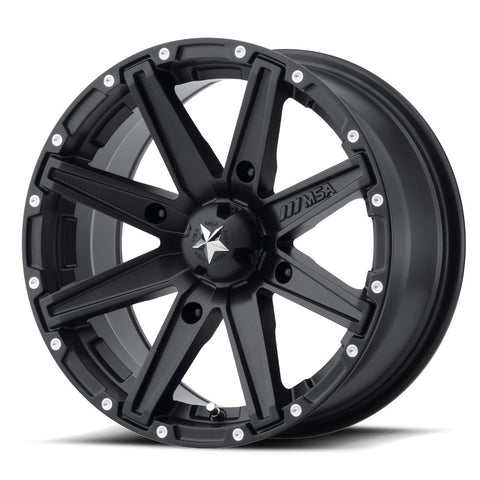 MotoSport Alloys MSA M33 Clutch ATV UTV Wheels