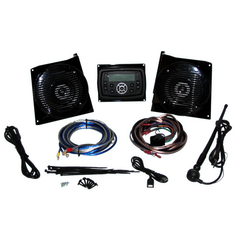 Drive Unlimited Ranger MidsIze In Dash Stereo System Kit