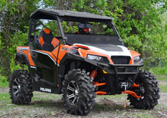 SuperATV Polaris General Half Windshield - Tinted