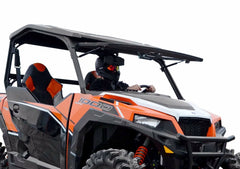SuperATV Polaris General Flip Up Windshield