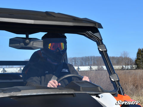 SuperATV Polaris General 4 Full Windshield