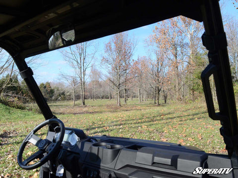 SuperATV Polaris Ranger 1000 Diesel Windshields