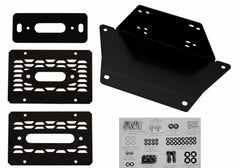 SuperATV Winch Mounts for Polaris Ranger XP 900/1000/570 Models
