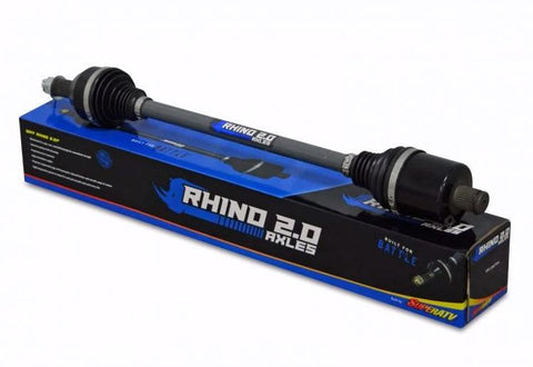 Rhino 2.0 Heavy Duty Axles for Can Am Defender Models