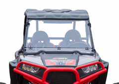 SuperATV Polaris RZR XP 1000 Flip Down Full Windshield
