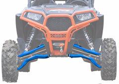 SuperATV Polaris RZR XP Turbo High Clearance Forward Offset A-Arms