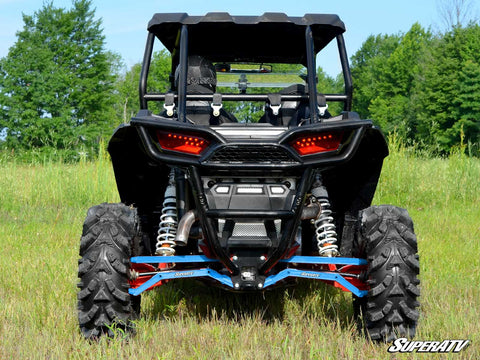 SuperATV RZR XP4 1000 High Clearance Rear Boxed Radius Arms