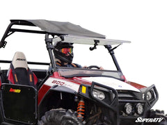 SuperATV Polaris RZR 570 Full Flip Up Windshield