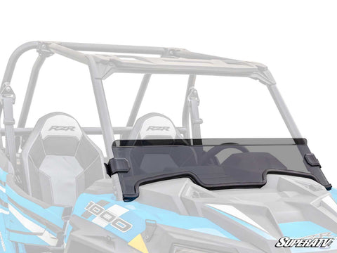 SuperATV Half Windshield 2019+ Polaris RZR XP1000