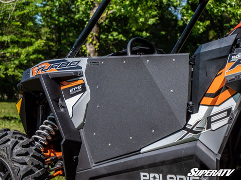SuperATV Polaris RZR Turbo S Full Aluminum Doors