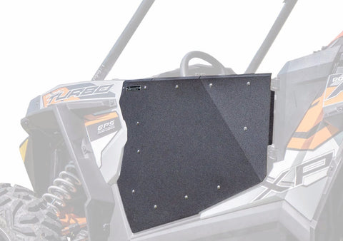 SuperATV Polaris RZR XP Turbo Aluminum Door Kits