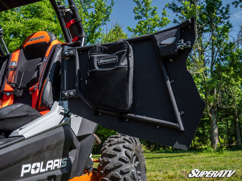 SuperATV RZR Turbo S Aluminum Door Kits