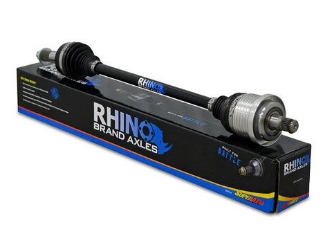 Rhino Heavy Duty Axles Polaris RZR XP Turbo Models