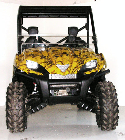 Interco Swamp Lite Tire and Wheel Kits on Teryx