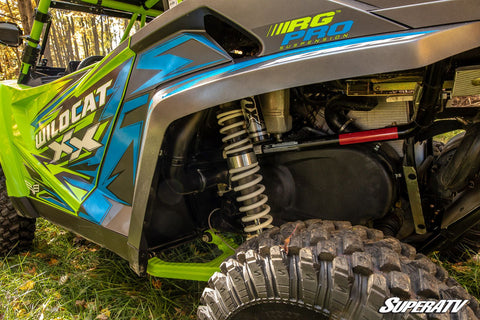 "SuperATV Wildcat XX 2"" Lift Kit"