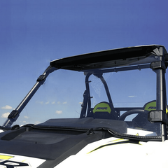 Over Armour Full Windshield Polaris RZR XP 1000 and XP Turbo