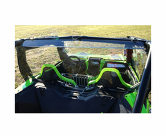 Over Armour Honda Talon 1000X Aero Vent Rear Windshield