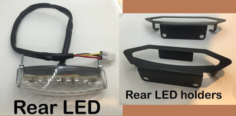 Ryco Motorsports Yamaha YXZ Turn Signal Rear LED