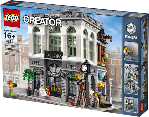 The next Lego modular to be released will be....