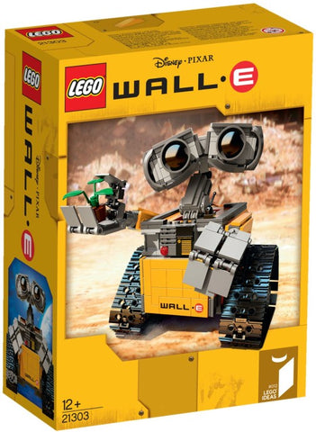 Lego 21303 Wall-E withdrawn from sale!