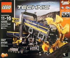 New Lego Technic sets coming soon