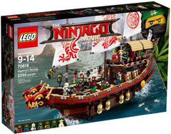 The Lego Ninjago Movie sets now available!