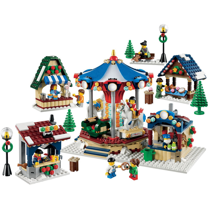 Lego 10235 Creator Winter Village Market