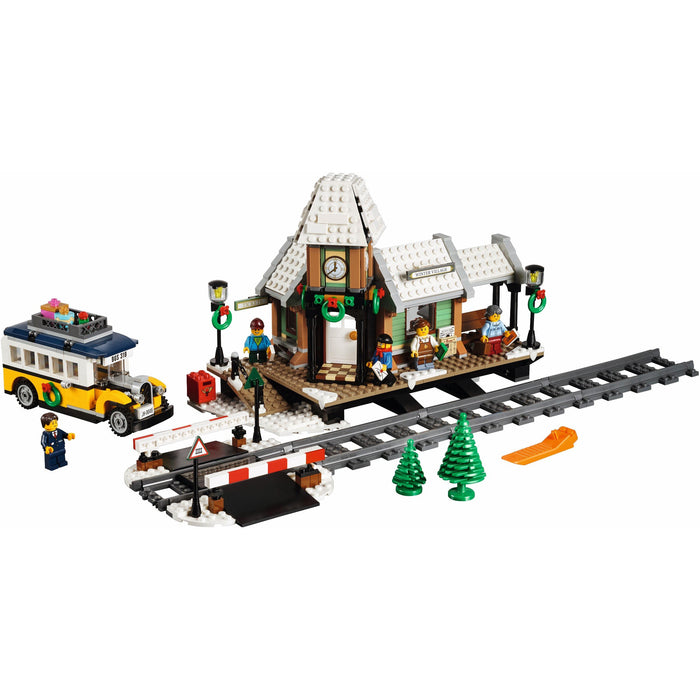 Lego 10259 Creator Winter Village Station