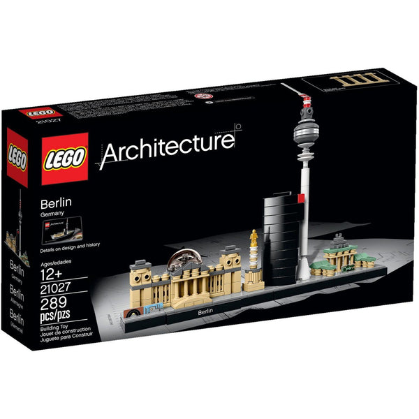 Lego Architecture 21027 Berlin Skyline