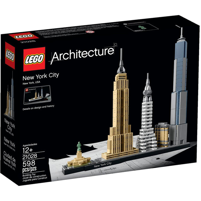 Lego 21028 Architecture Skyline New York City