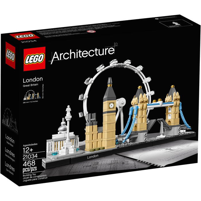 Lego 21034 Architecture London Skyline
