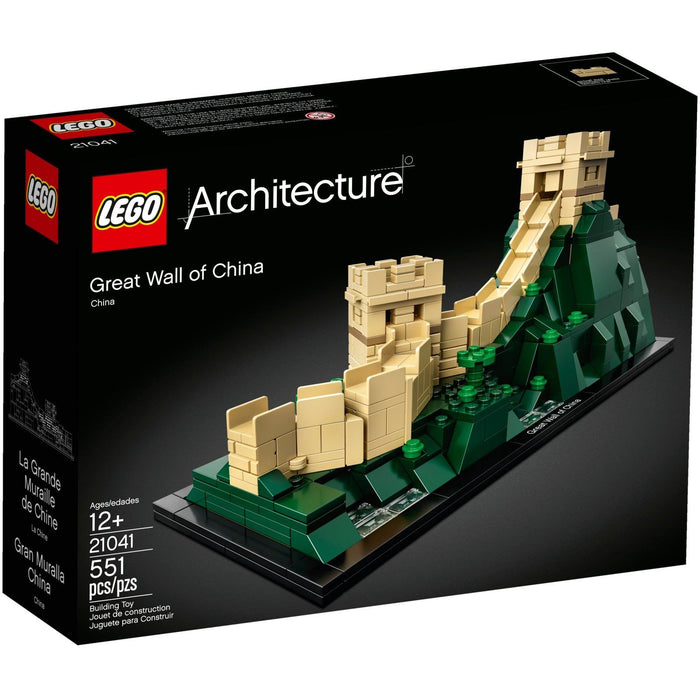 Lego 21041 Architecture - Great Wall of China