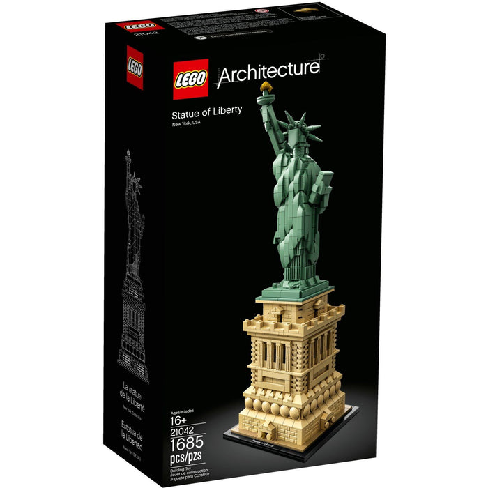 Lego 21042 Architecture The Statue of Liberty