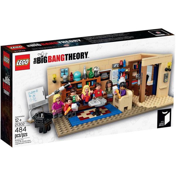 Lego 21302 - Ideas the Big Bang Theory