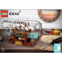 Lego 21313 Ideas Ship in a Bottle