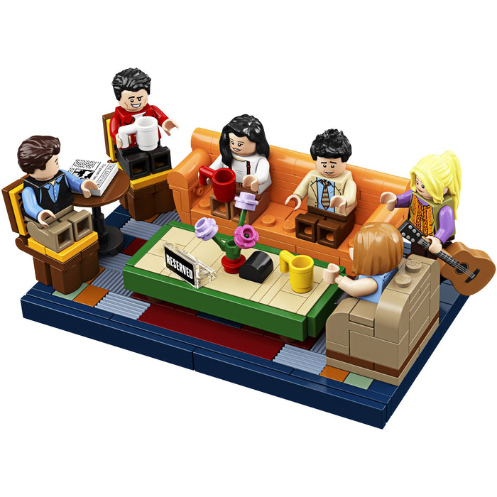 Lego 21319 Ideas - Central Perk / Friends