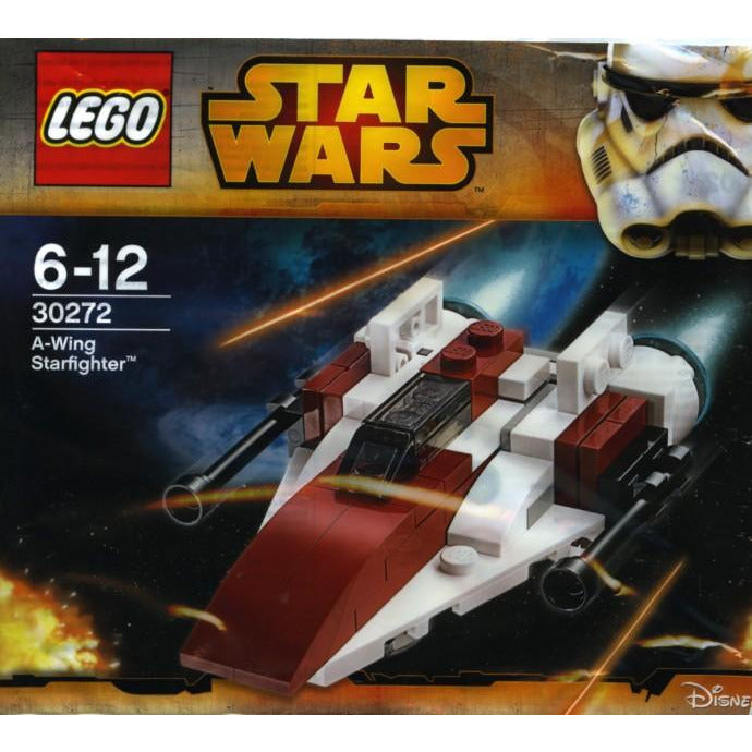 Lego 30272 Star Wars A-Wing Starfighter polybag