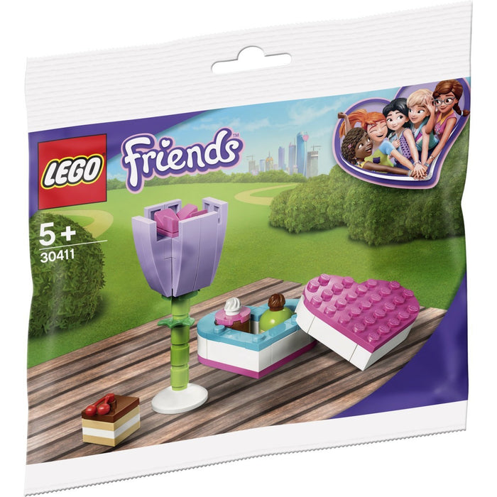 LEGO Friends 30411 Chocolate Box & Flower Polybag