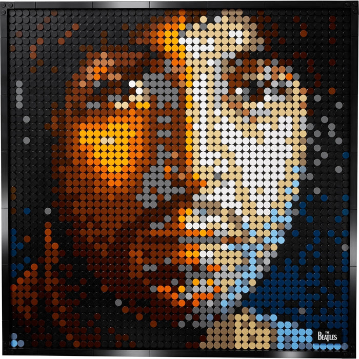 LEGO Art 31198 The Beatles Mosaic Wall Art