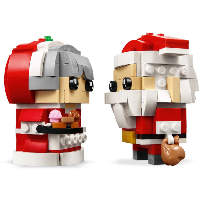 LEGO 40274 Mr & Mrs Claus Brickheadz