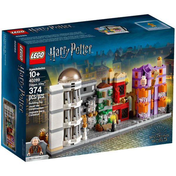 Lego 40289 - Harry Potter Diagon Alley