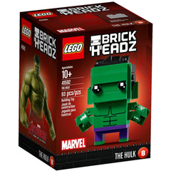 Lego Brickheadz 41592 - The Hulk (Number 8)