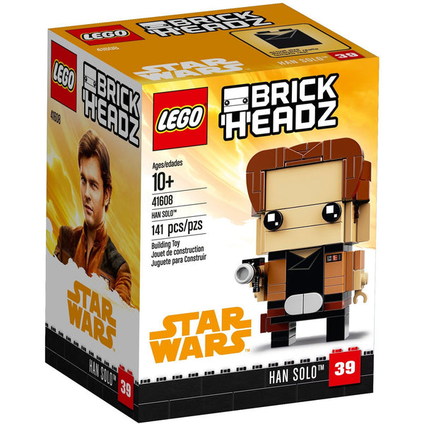 Lego 41608 Brickheadz - Star Wars Han Solo (Number 39)