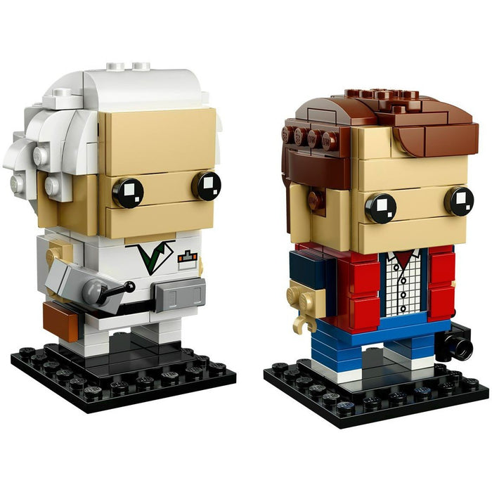 Lego 41611 Brickheadz - Marty McFly & Doc Brown (Number 43 & 44)